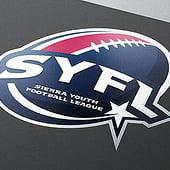 """""""Sierra Youth Football League"""" von Alexander Flämig"""