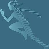 """Logo Sportpsychologie"" from Clarissa Bungartz"