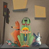 "Designers: ""Illustrationen Juli 2021"" from Studio Wilma"