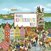 """""""Wimmelbuch Illustration"""" von Shiila Lippold"""