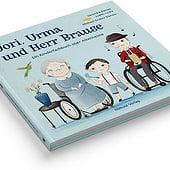 """""""Gestaltung eines Kinderfachbuchs über Altenheime"""" von ffj Büro für Typografie und…"""