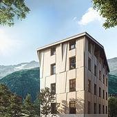 """""""3D visualisierung Haus Altera und Haus Koya"""" von Render Vision"""