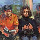 """Digitale Studien"" from Marie Gall"