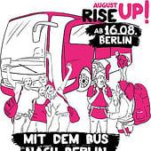 """""""Illustrationen für die Klimabewegung"""" von Grafikwerkstatt Wuppertal"""