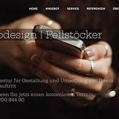"""""""Einige von mir erstellte Websites"""" von Gerhard Peilstöcker"""