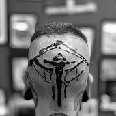 """Designer: """"Blackwork Tattoo"""" von Silket Trunz"""