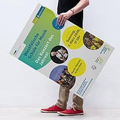 "Agencies: ""Musik entdecken in der Stadt Münster"" from Held Design"
