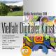 Vielfalt Digitaler Kunst | Ausstellungsplakat