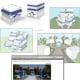 Scribbles für 3D Enviroment auf einer Webseite.