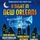 "Plakat ""A Night in New Orleans"""