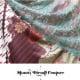 Konzeption und Gestaltung Broschüre für das Modelabel Shanty Dirndl Couture