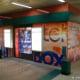 Timebox, Swarowski, Swatch– Multibrand Shop-Fassadenentwurf im Airport Rom