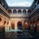 Marokkanischer Palast_1– freie Arbeit