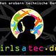 Logo und Corporate-Design für girlsatec
