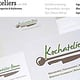Kochateliers – Corporate Design, Pint & Web