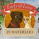 Kinderbuch-Illustrationen | Lucky & Luna #2
