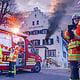 Titel des Feuerwehr-Kalenders 2017