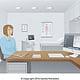 Arzt Untersuchungszimmer–  Medical Illustration flat design