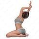 Fitness-Workout: Stretching – Übungen zum Dehnen