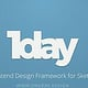 Oneday. Frontend Design Framework for Sketch.
