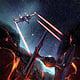 Hunt on Mustafar– Star Wars fanart
