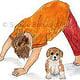 Yogakids_Hund