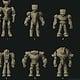 'Robot Giant'– Concept Sculpts