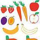 Ost und Gemüse