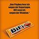 Co-Sieger beim W&V-Wettbewerb: BiFi-Anzeige im Jubiläums-Playboy
