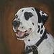 Auftragsmalerei : Portrait- und Tiermalerei