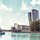 Cityscape Architecture historic and contemporary Vienna