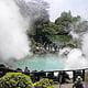 Heisse Quellen bei Beppu