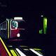 Subway (Öl auf Hartholz– 120 × 60 cm)