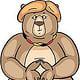 Bären Dame