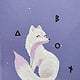 Illustration – White Fox