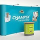 Event Booth for Pfizer — Champix