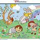 12 = Wir lieben den Frühling / Tchibo / CD Cover Illustration
