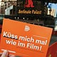 Textkampagne Berlinale. Text: Marco Roos