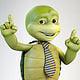 Cartoon 3D Schildkröte