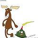 Ren & Woody, Sproink