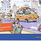 Cartoon für Orthomol Flyer