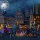 Wimmelbuch Halloween in Quedlinburg Abschnitt