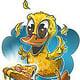 Pizza– Enten– Liebe