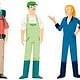 Conference Opener Explainer Illustration Characters