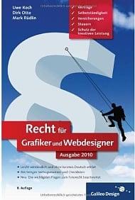 Recht für Grafiker und Webdesigner, Ausgabe 2010